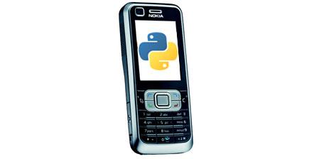 Python on a Nokia 6120 classic